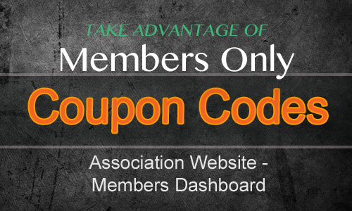 Exclusive Members Only Discounts Now Available!