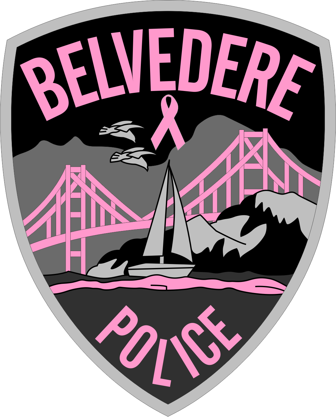 Belvedere-Police-CA---PINK-PATCH